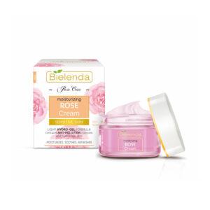 bielenda moisturizing rose cream
